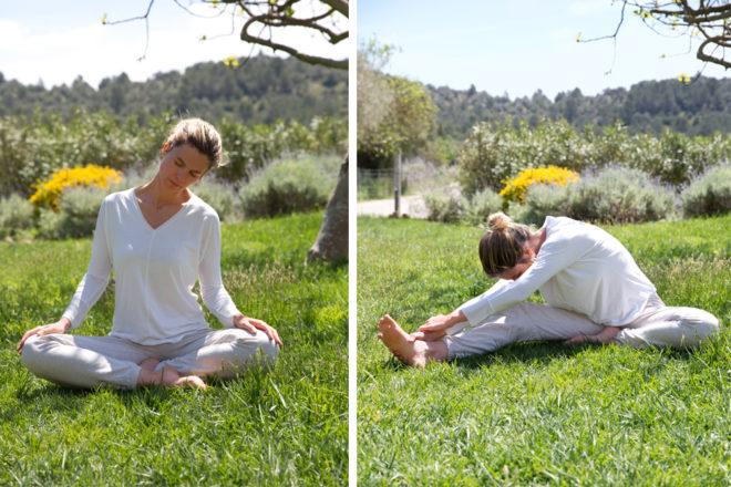 10-Minuten-Yogaprogramm