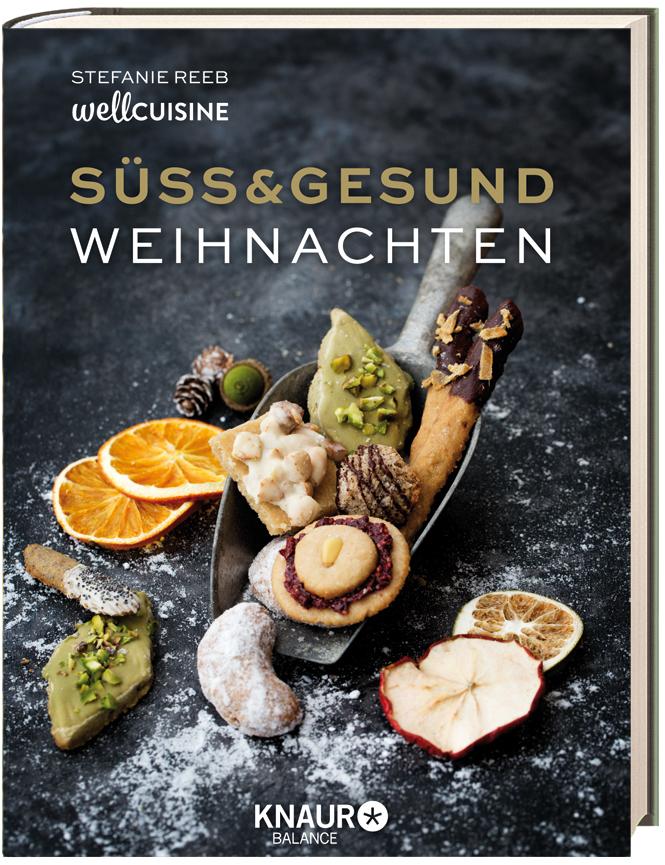 Cover Süss&Gesund Weihnachten