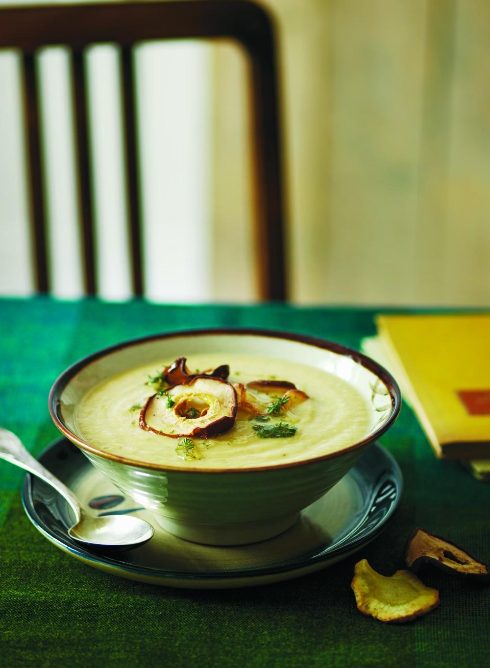 suppe binden ohne mehl
